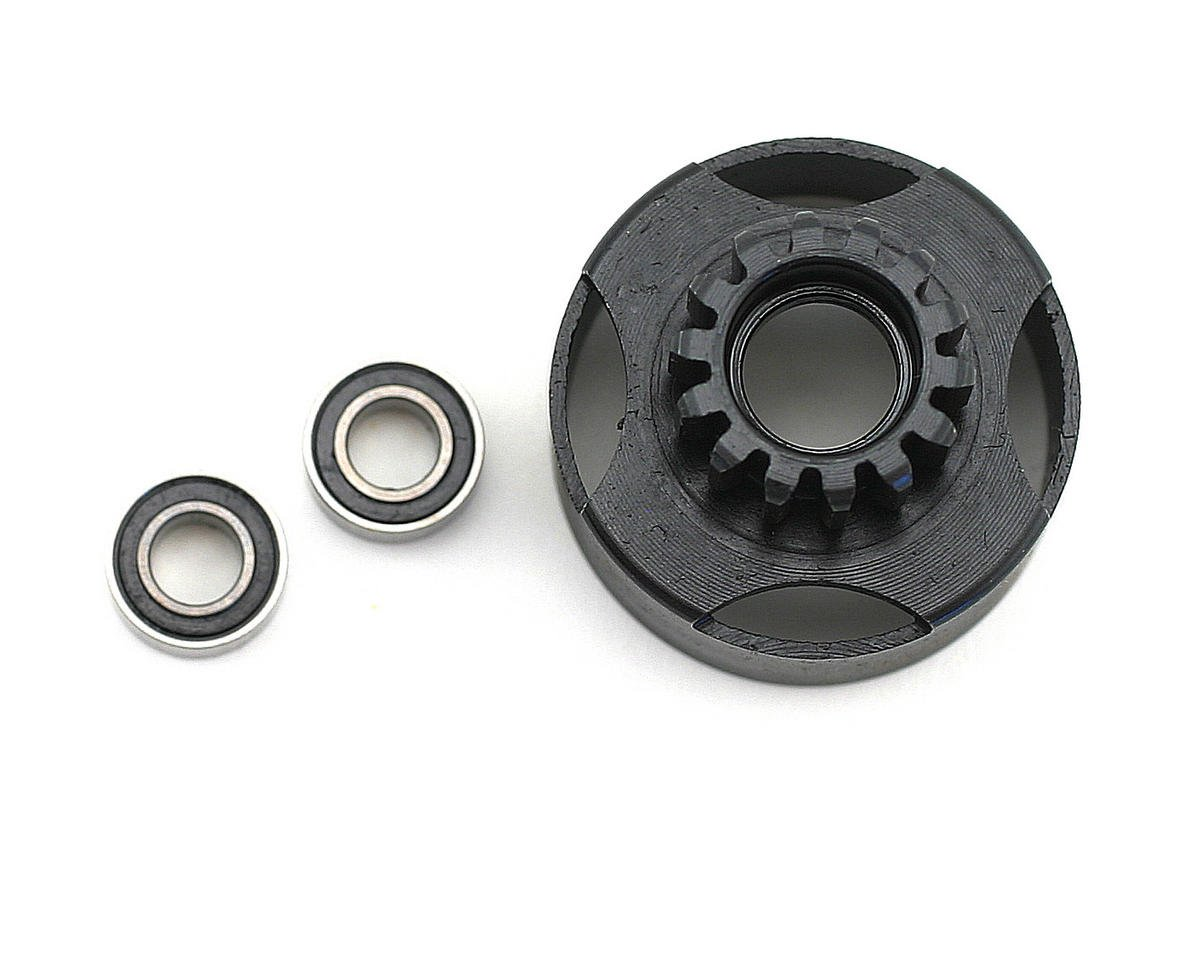 OFNA 1/8 Vented Clutch Bell 14T w/Ball Bearings (Standard)