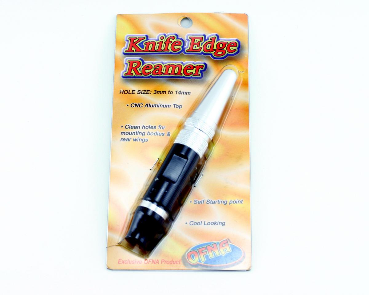 OFNA Black Knife Edge Reamer