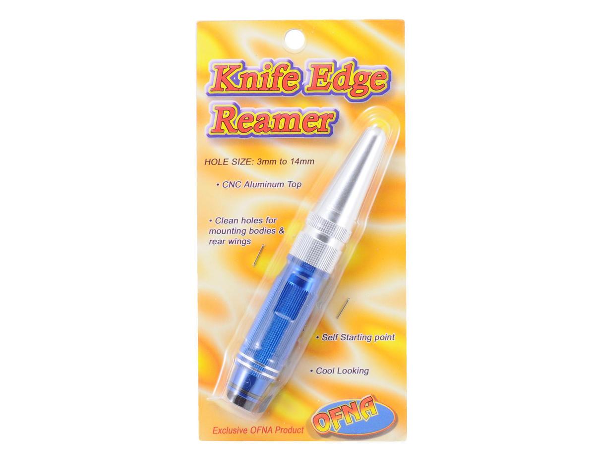 OFNA Blue Knife Edge Reamer