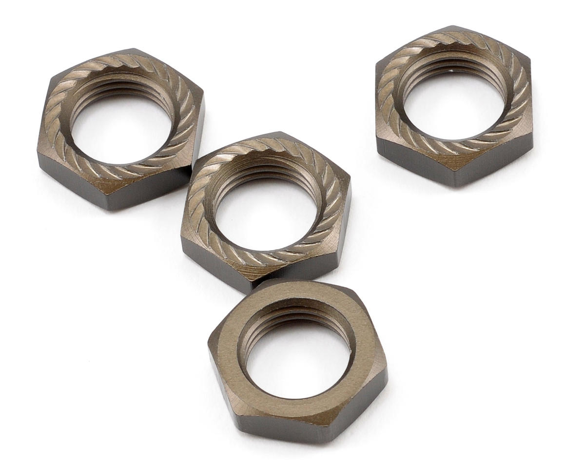 OFNA 17mm Serrated Wheel Nut Set (4)