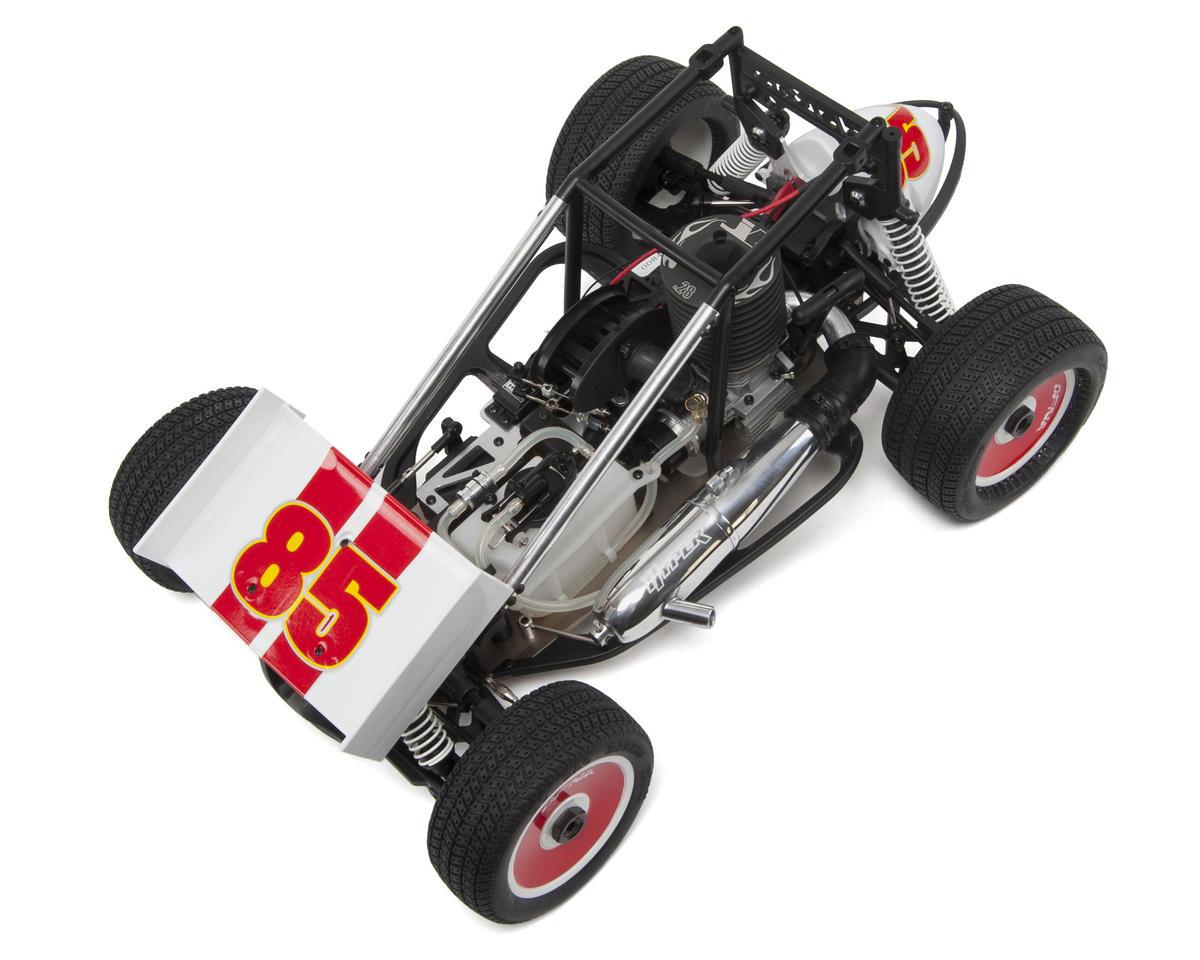 ofna hyper sprint rtr 1 8th dirt oval sprint car w jl 28. Black Bedroom Furniture Sets. Home Design Ideas