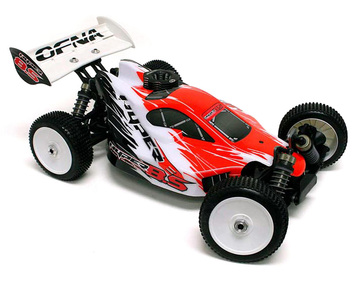 OFNA Hyper 8.5x RTR 1/8 Competition Buggy Kit (w/Macstar .28)