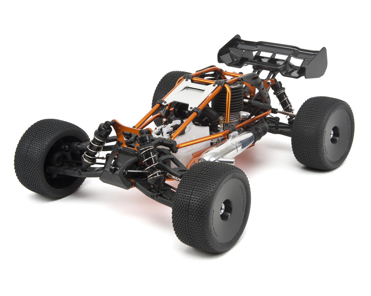 OFNA Hyper SS Plus Cage RTR 1/8 Nitro Off Road Truggy w/JL .32 & 2.4GHz Transmitter