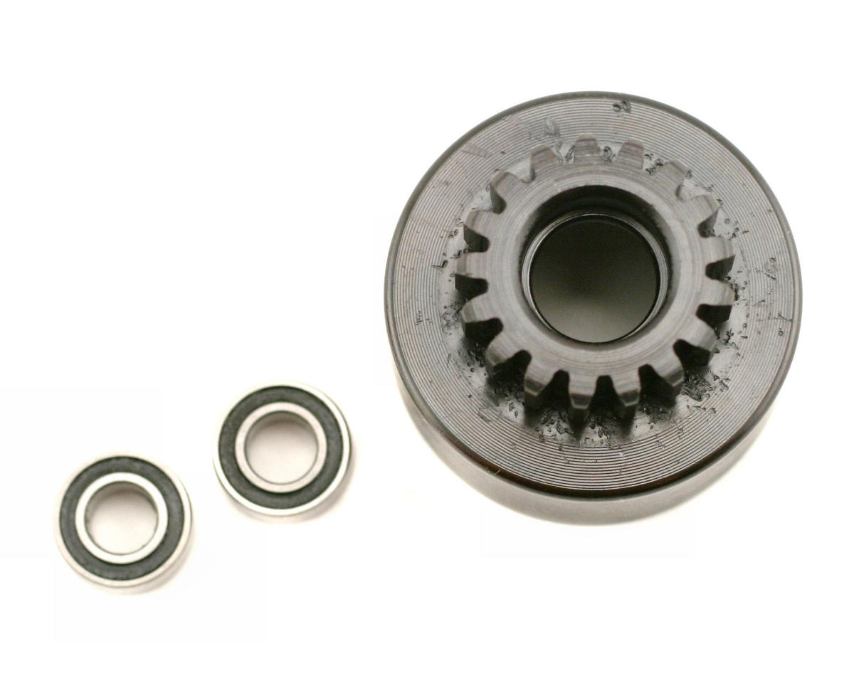OFNA 17T Clutch Bell w/Bearings