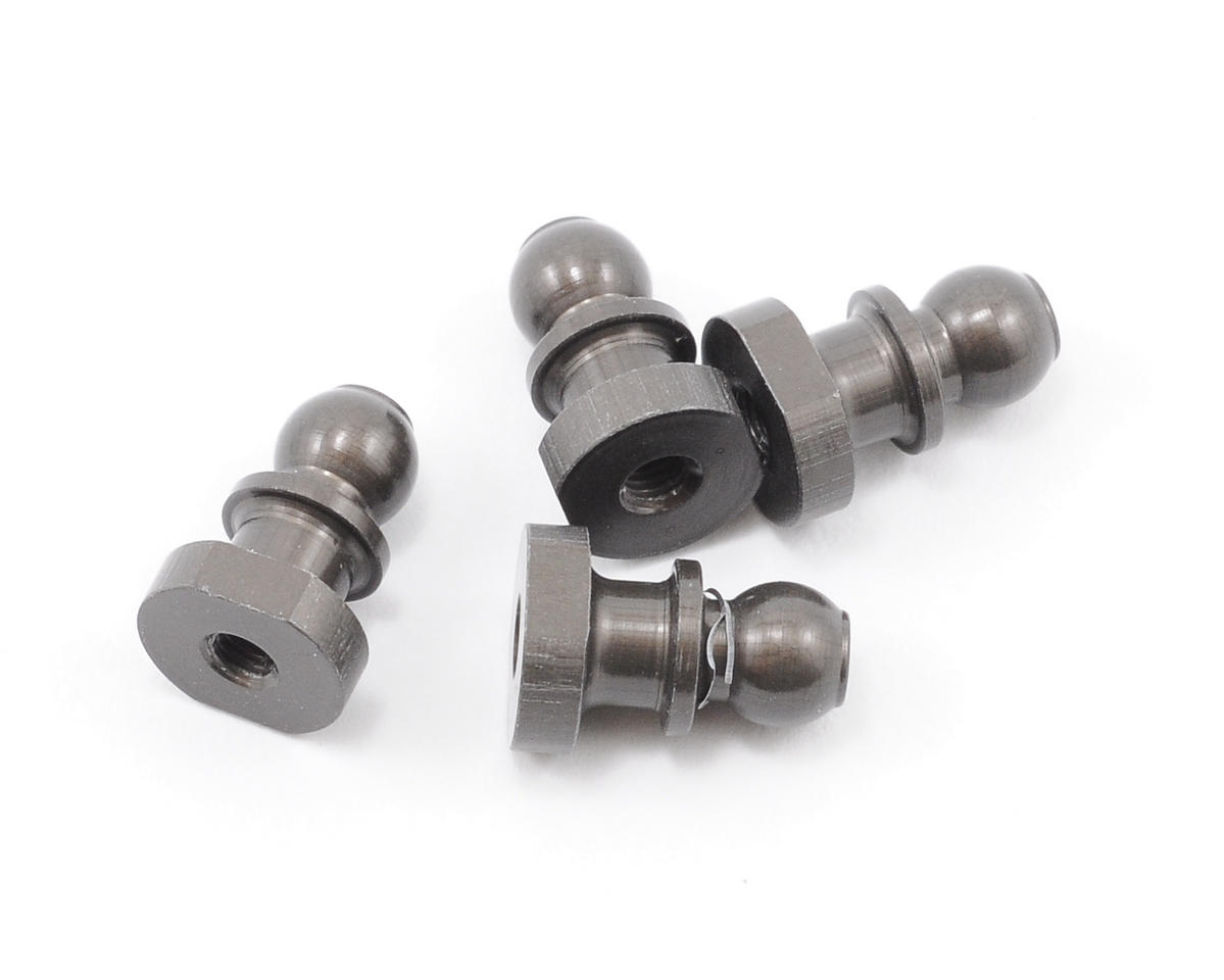 OFNA CNC Aluminum Shock Ball Stud (4)