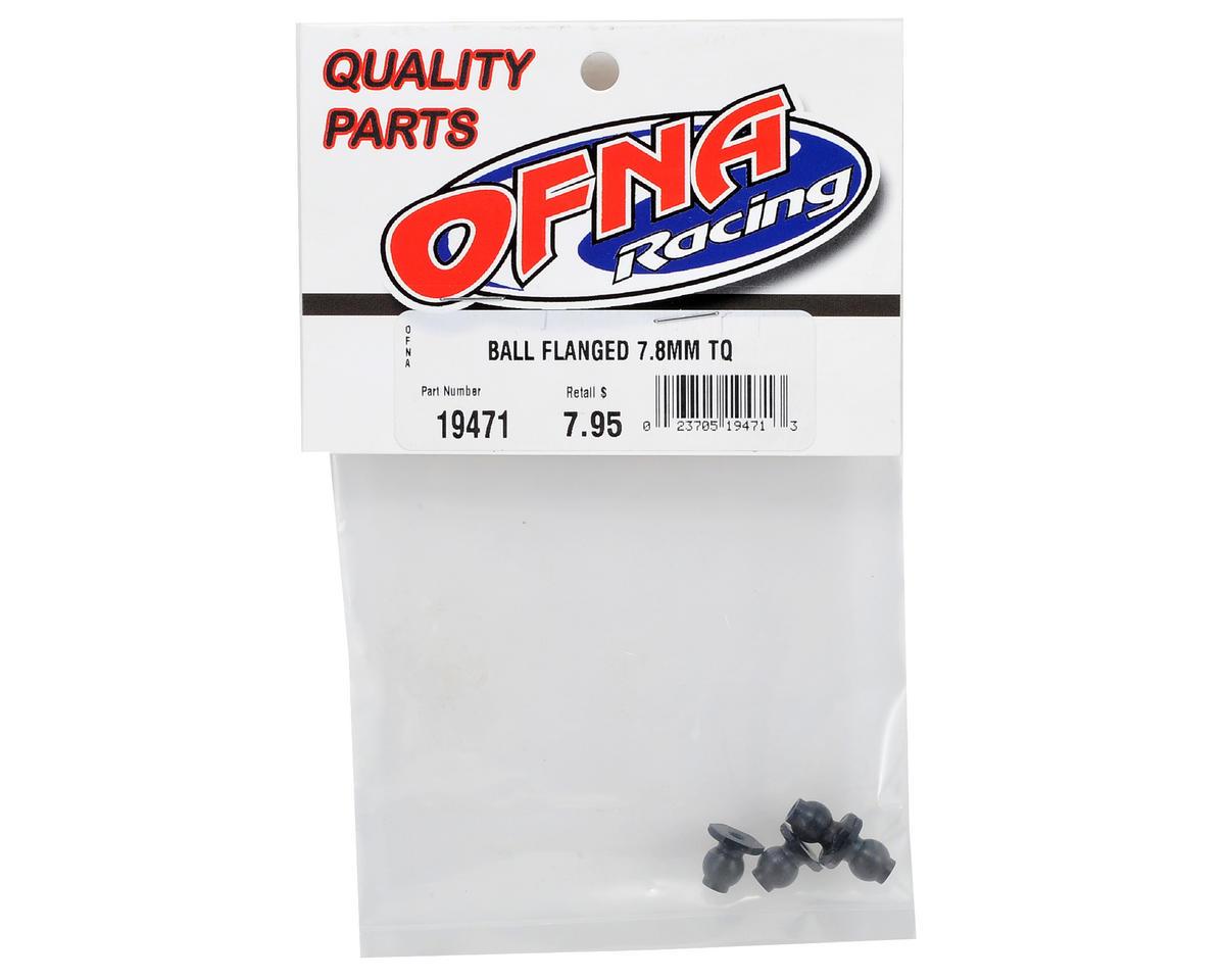 OFNA 7.8mm Flanged Ball (4) (Hyper 7 TQ)