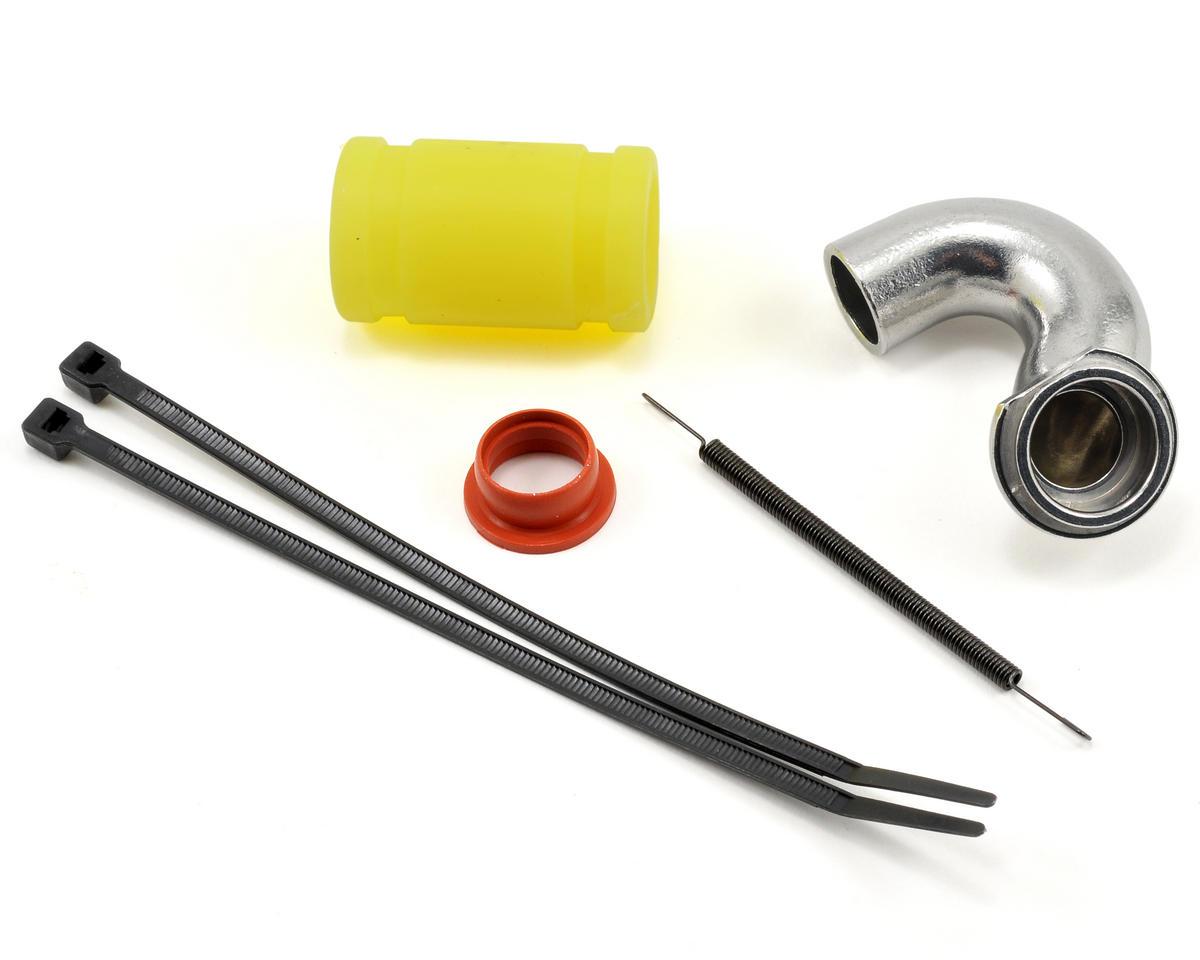 OFNA Manifold Set w/Coupler, Gasket & Hardware (10TT Nitro)