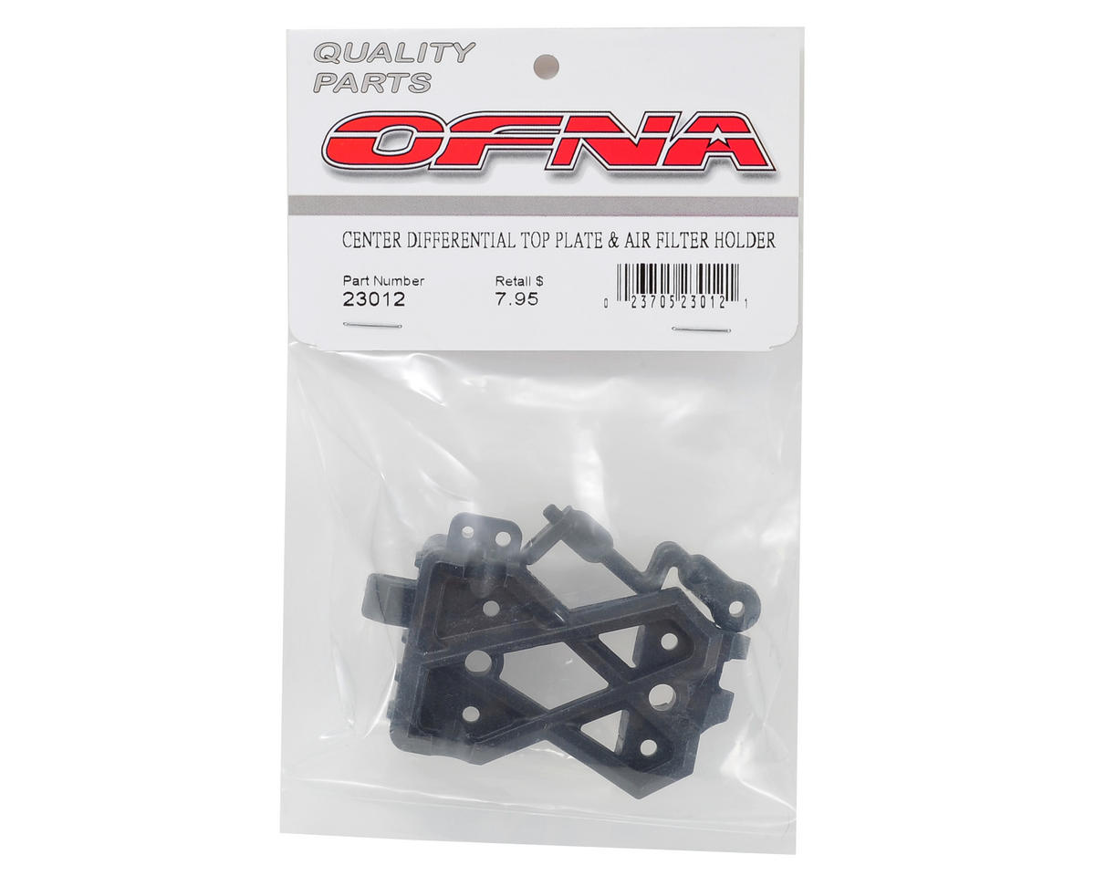 OFNA Center Differential Top Plate