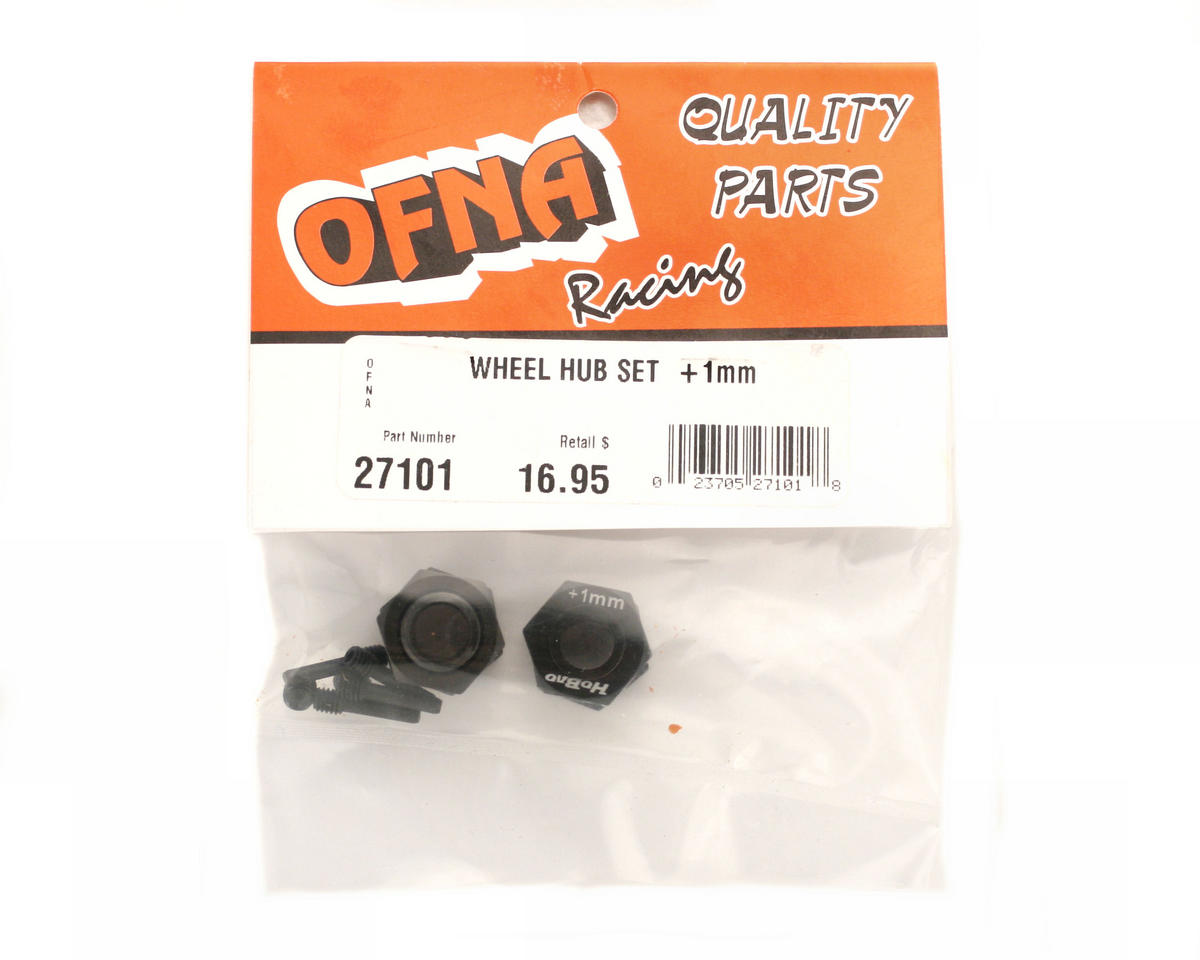 OFNA Wheel Hub Extender (+1mm)