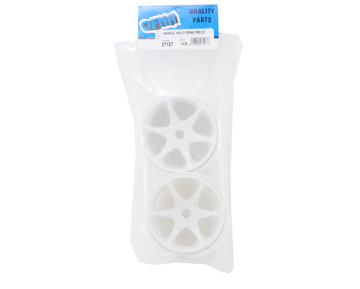 OFNA Multi-Spoke Wheel (White) (2)