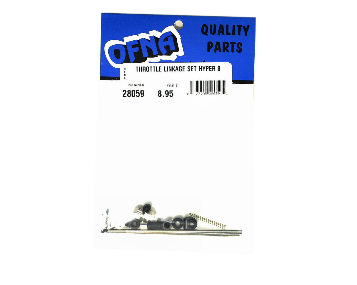 OFNA Throttle linkage set