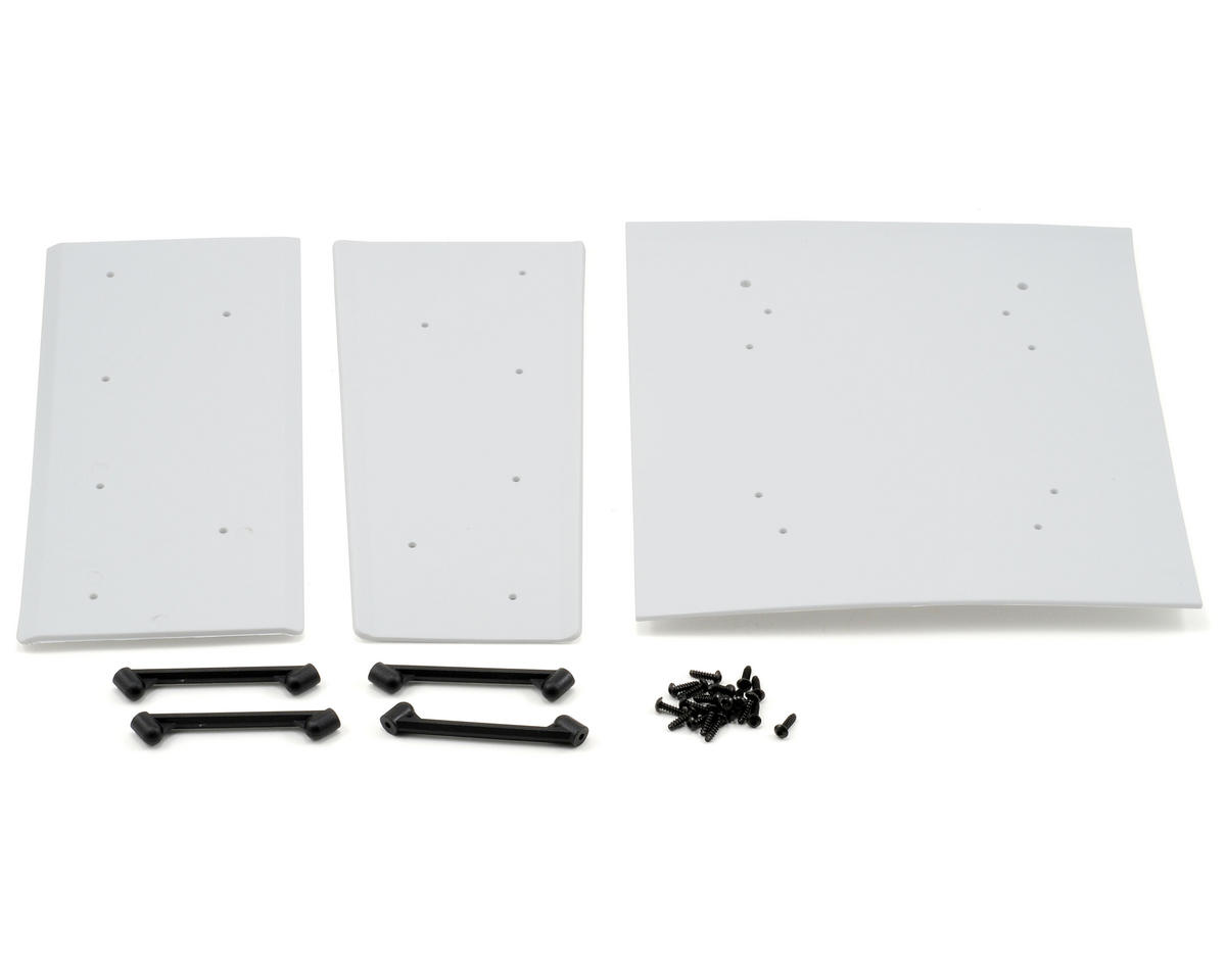 OFNA Hyper Sprint Rear Wing Set (White)