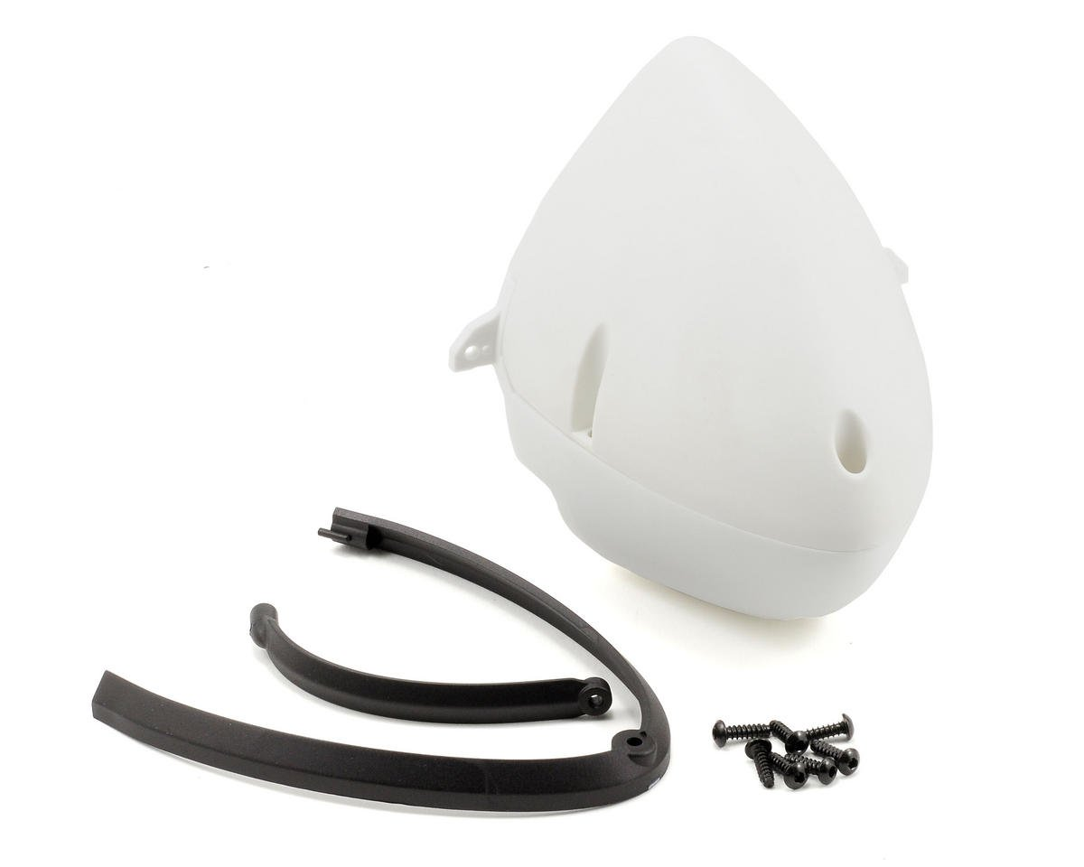 "OFNA Hyper Sprint Rear ""Fuel Tank"" (White)"