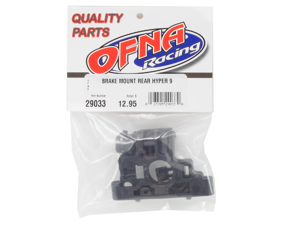 OFNA Rear Brake Mount Set