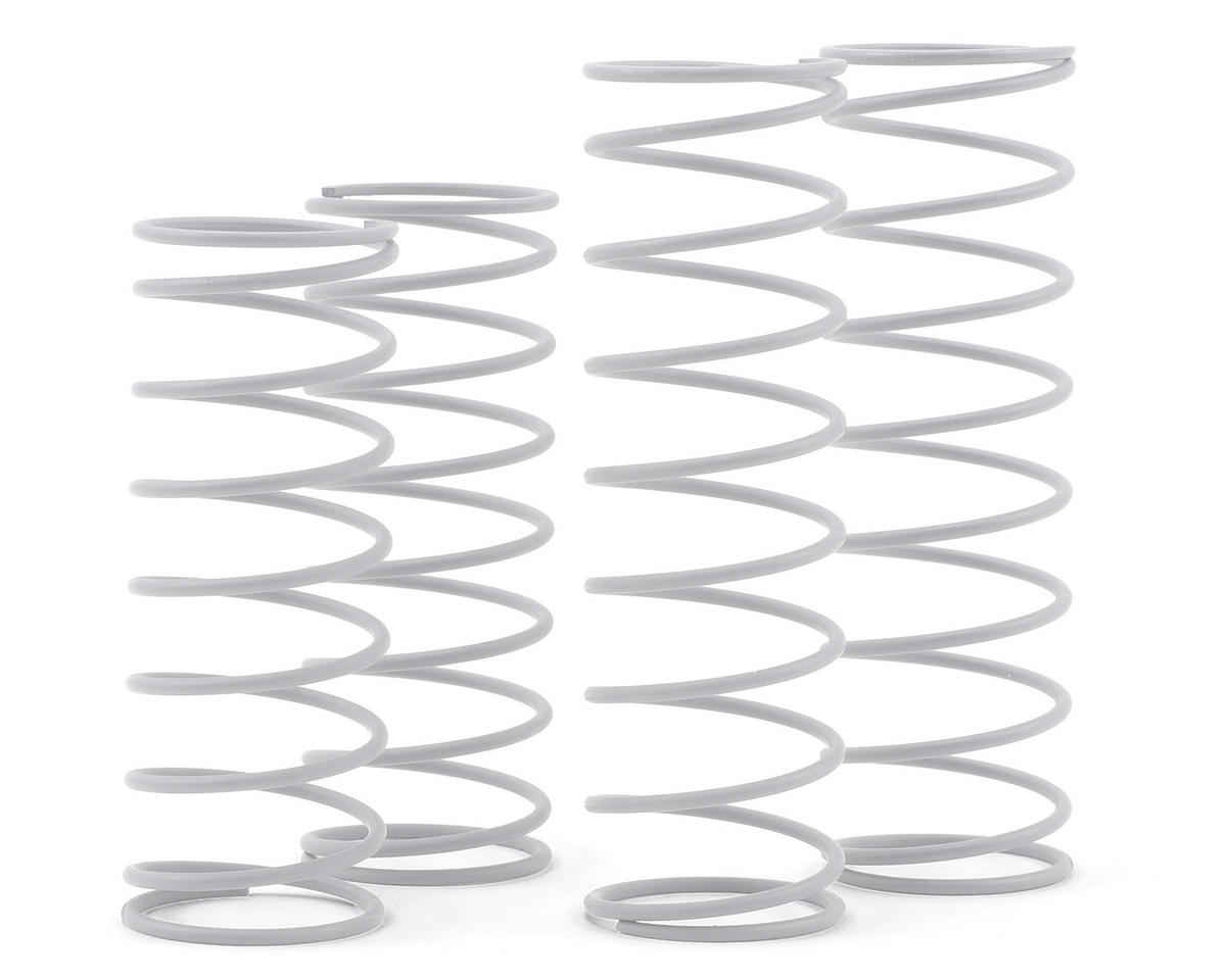 OFNA 17mm Shock Spring Set (Medium - White) (4)