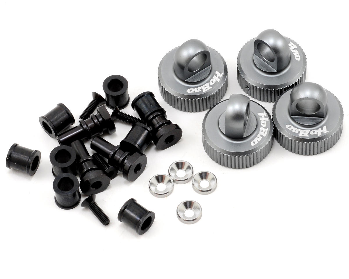 OFNA CNC 17mm Shock Cap Set