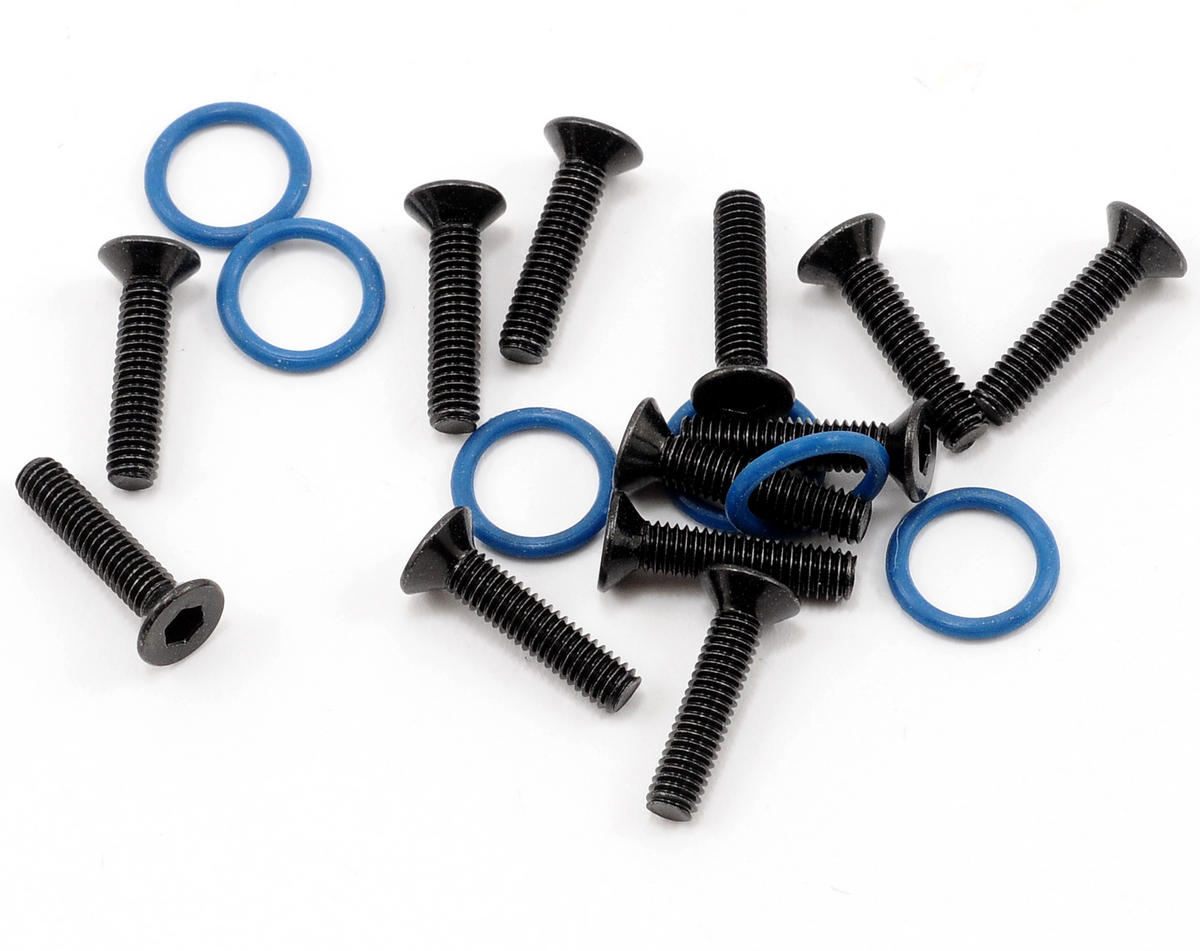 OFNA Spider Differential Screws & O-Ring Set