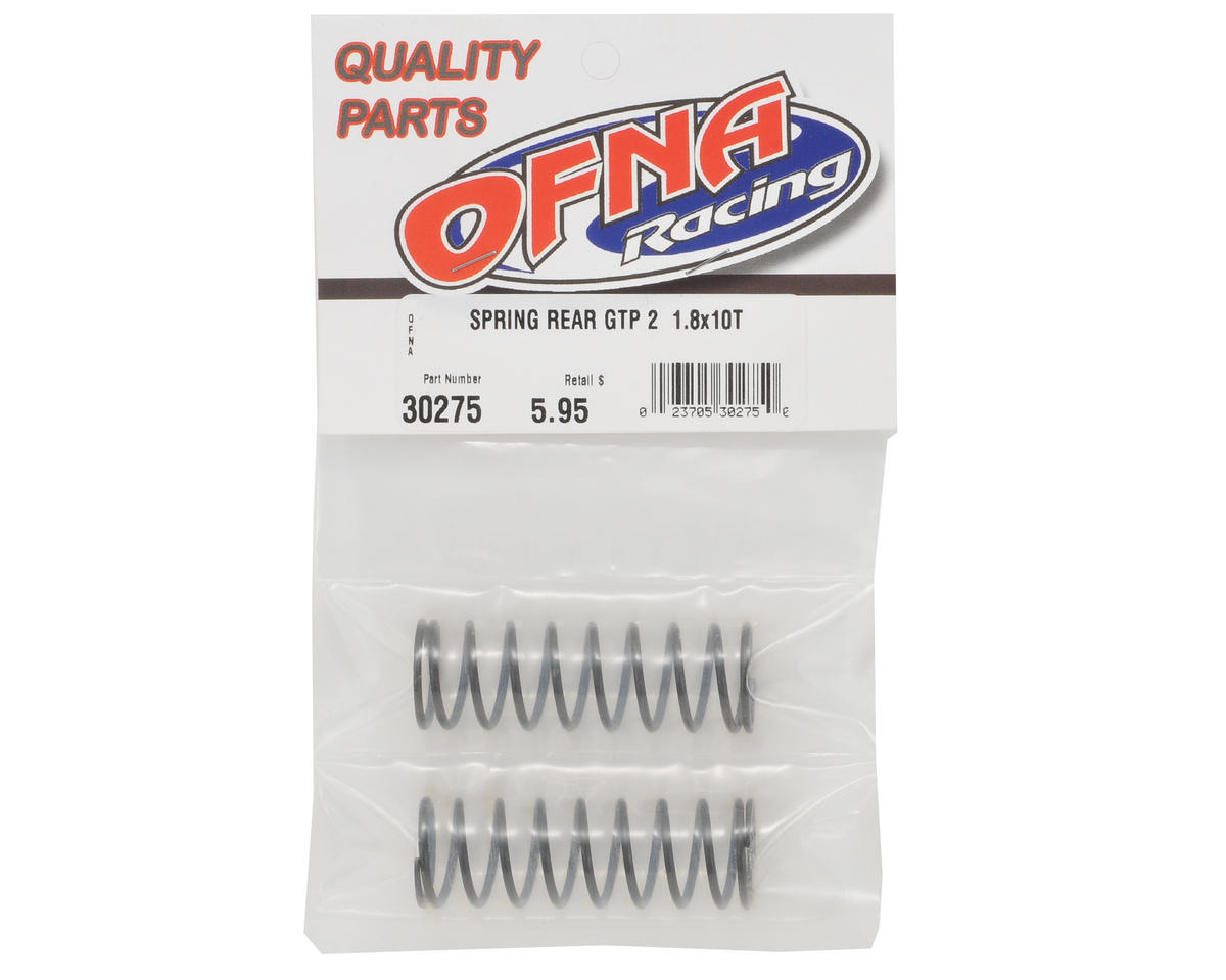 OFNA Rear Shock Spring (1.8x10T)