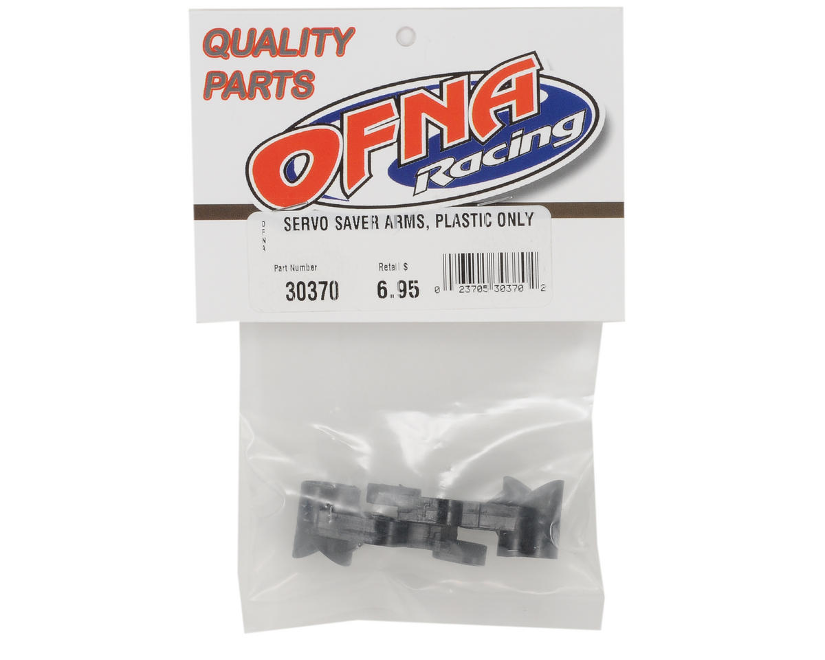 OFNA Plastic Servo Saver Arm Set
