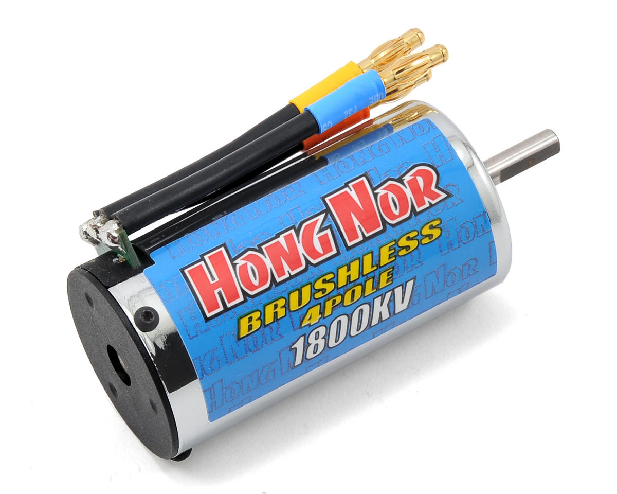 OFNA 1/8th Scale Sensorless Brushless Motor w/5mm Shaft (1800kV)