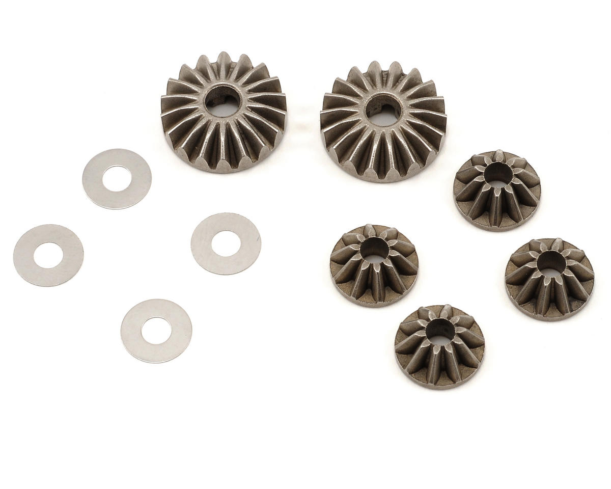 OFNA 4mm K-Type Differential Bevel Gear Set