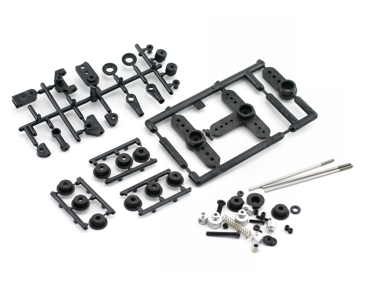 OFNA Throttle/Brake Linkage Kit, including servo horns
