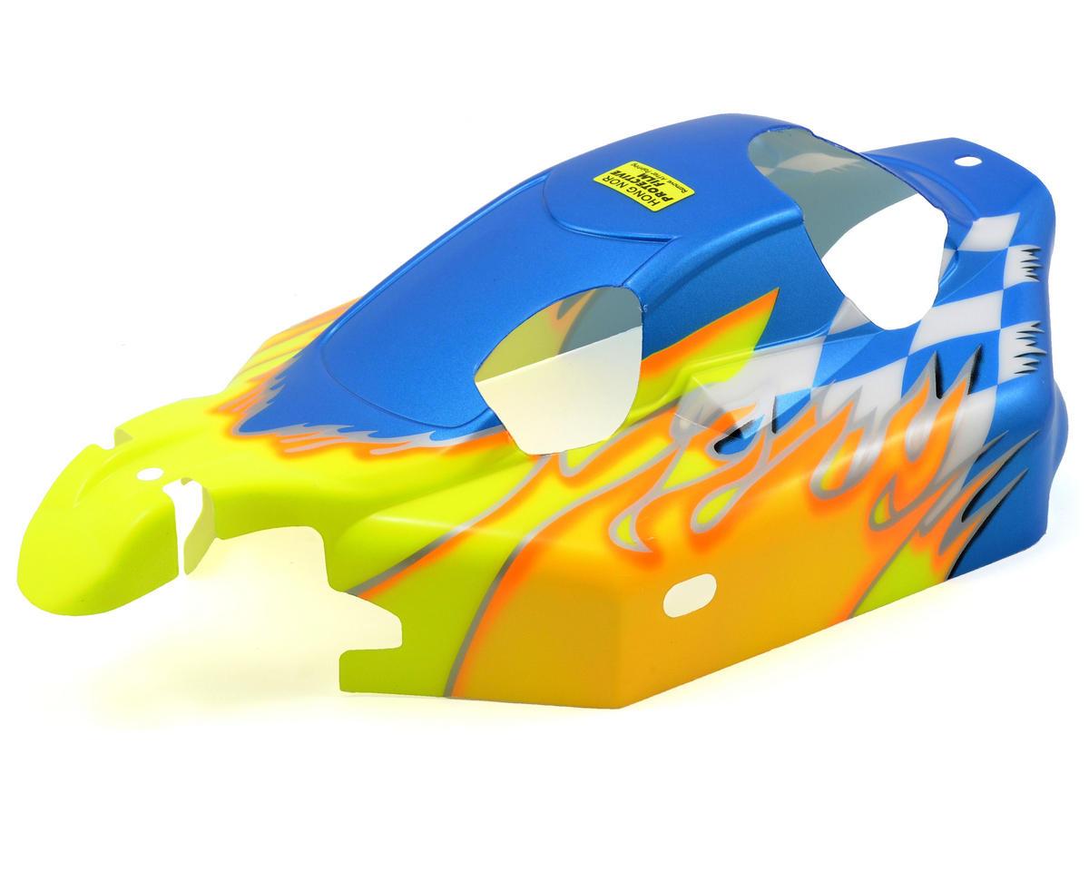 OFNA Pre-Painted Ultra LX-1 Body (Blue/Checker)