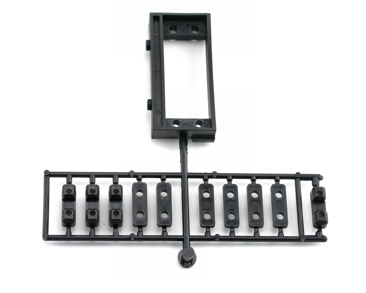OFNA Laydown Servo Mounts (2)