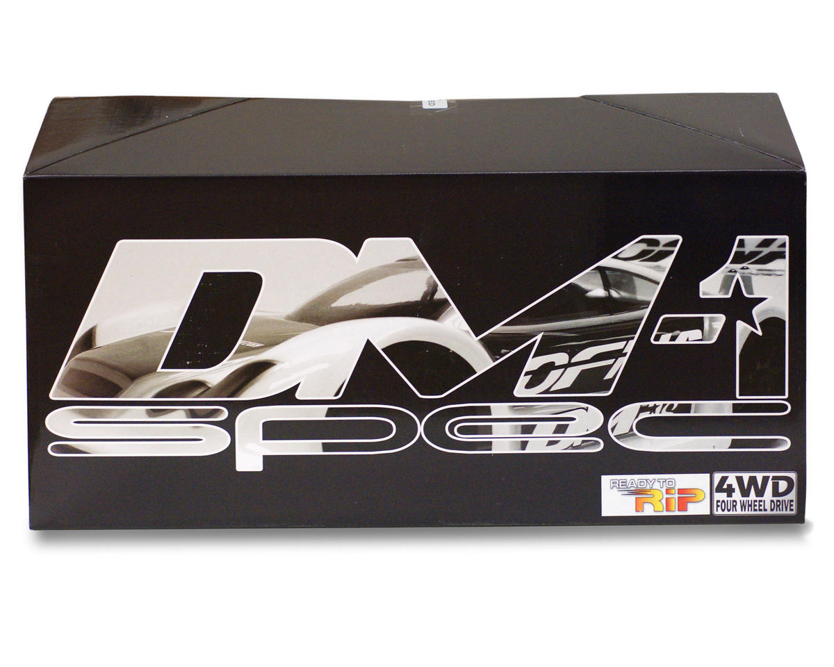 OFNA DM-1 Spec RTR M-Type 1/8th Nitro On Road Sedan w/ Force .28 Motor