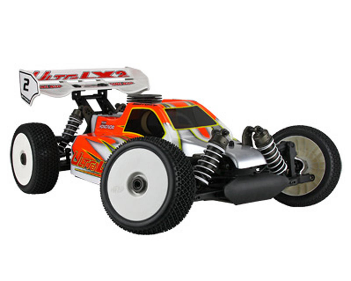 OFNA 1/8 Ultra LX2 RTR 1/8 Off Road Buggy w/Force .28 & 2.4GHz Transmitter