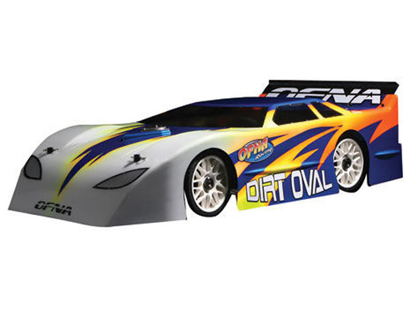 OFNA Dirt Pro 1/8th Late Model Oval Kit (80% Pre-Built)