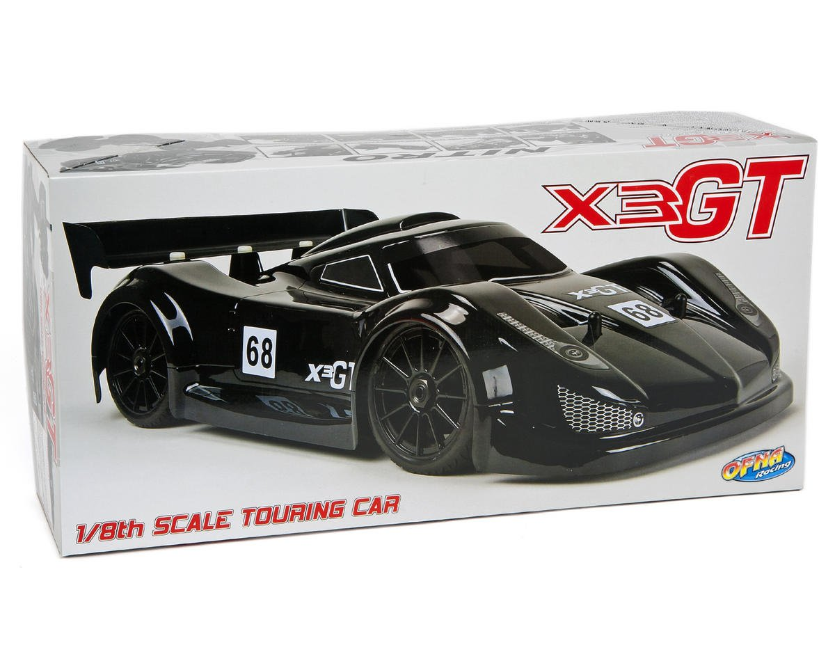 OFNA X3 GTe Spec 1/8 Electric On-Road Touring Car Roller
