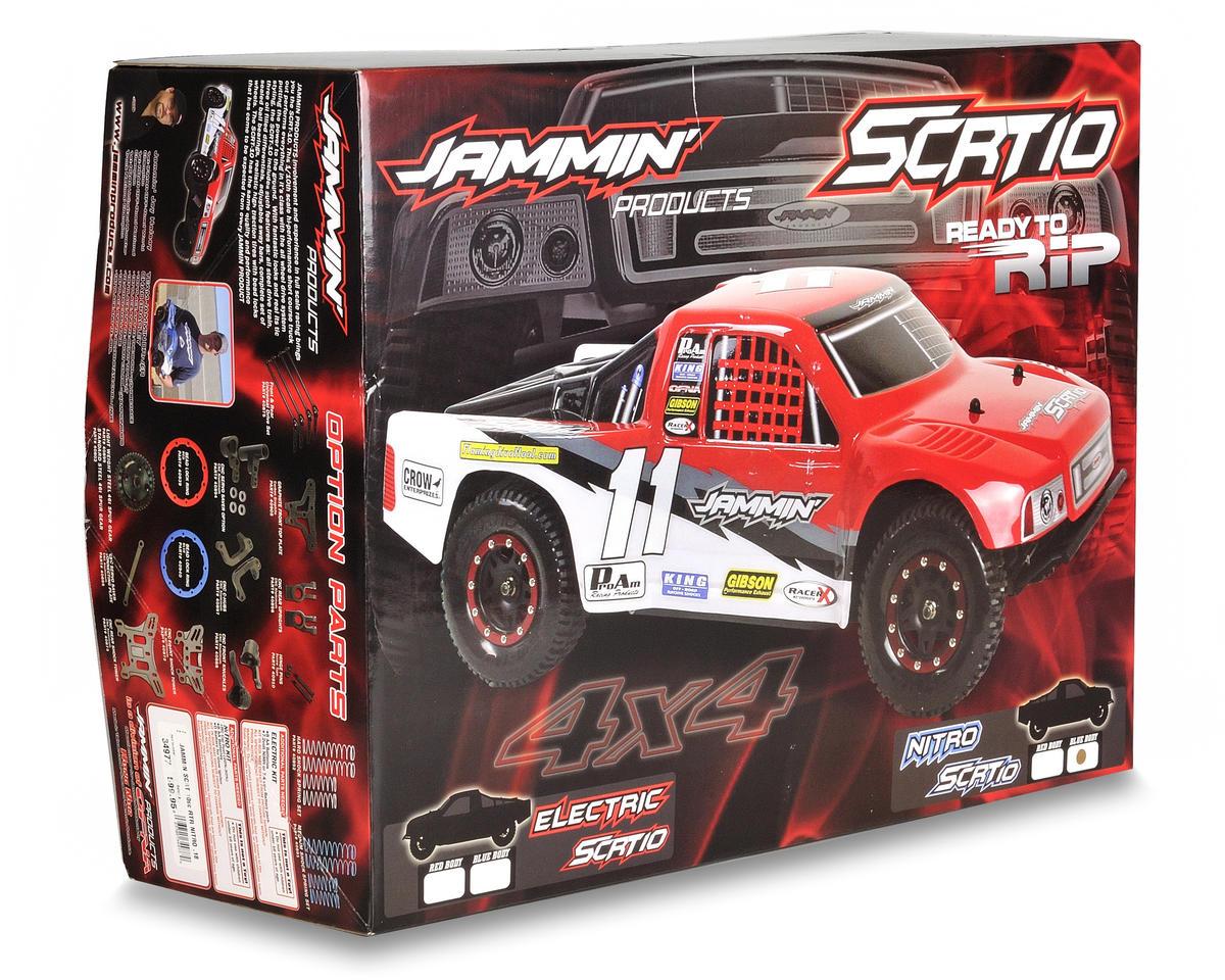 Jammin SCRT10 Rear Upright Hub OFNA CRT .5 40843 | eBay