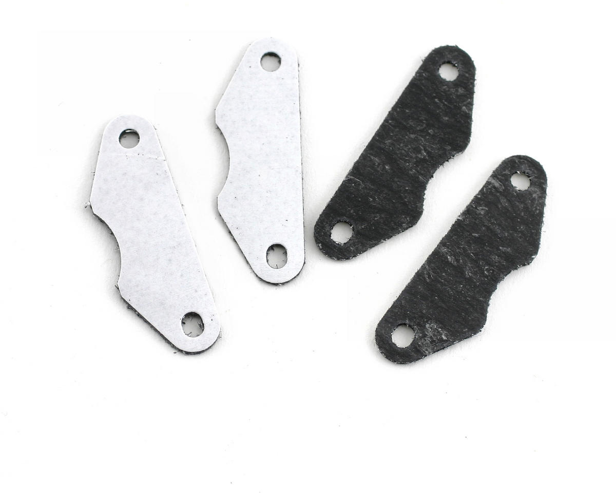 OFNA Fiber Brake Pad Washers (4)