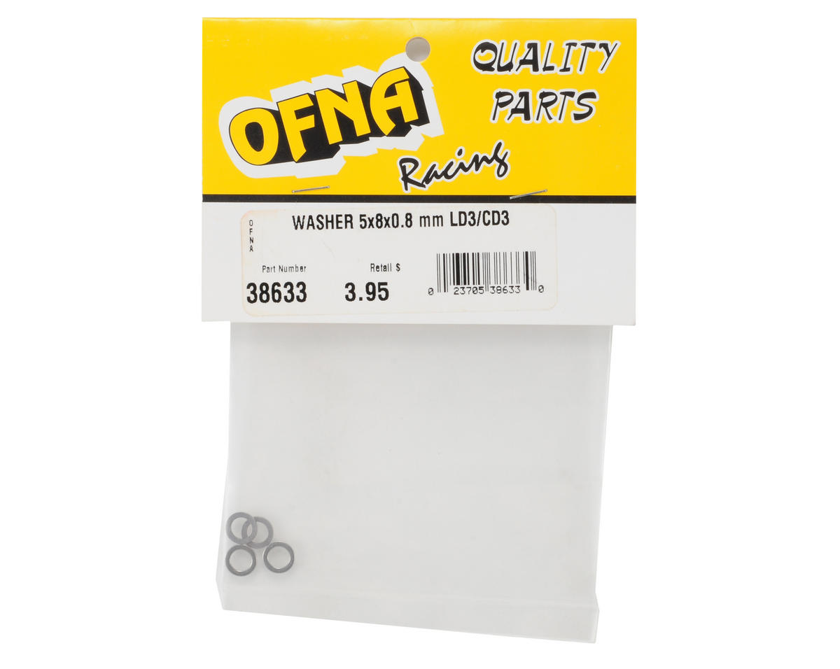 OFNA 5x8x0.8mm Washer