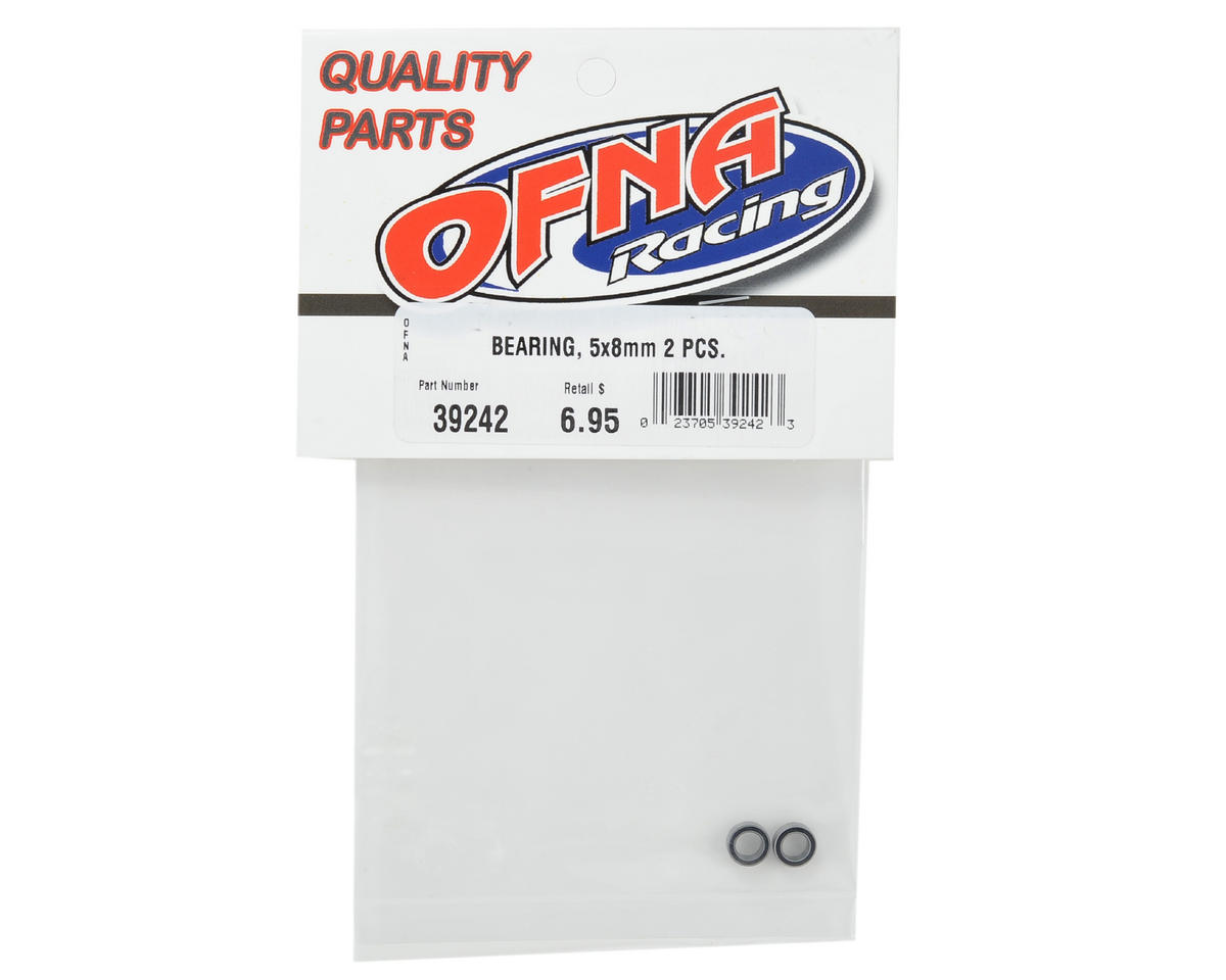 OFNA 5x8x2.5mm Bearing Set (2)