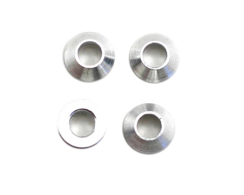 OFNA 3mm Aluminum Cone Washers (4)