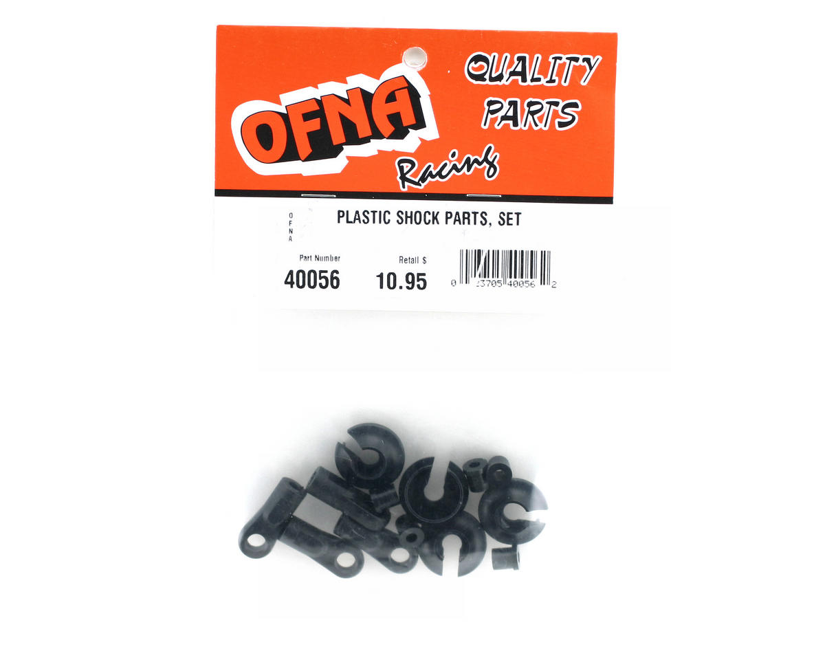 OFNA Plastic Shock Parts Set (4)