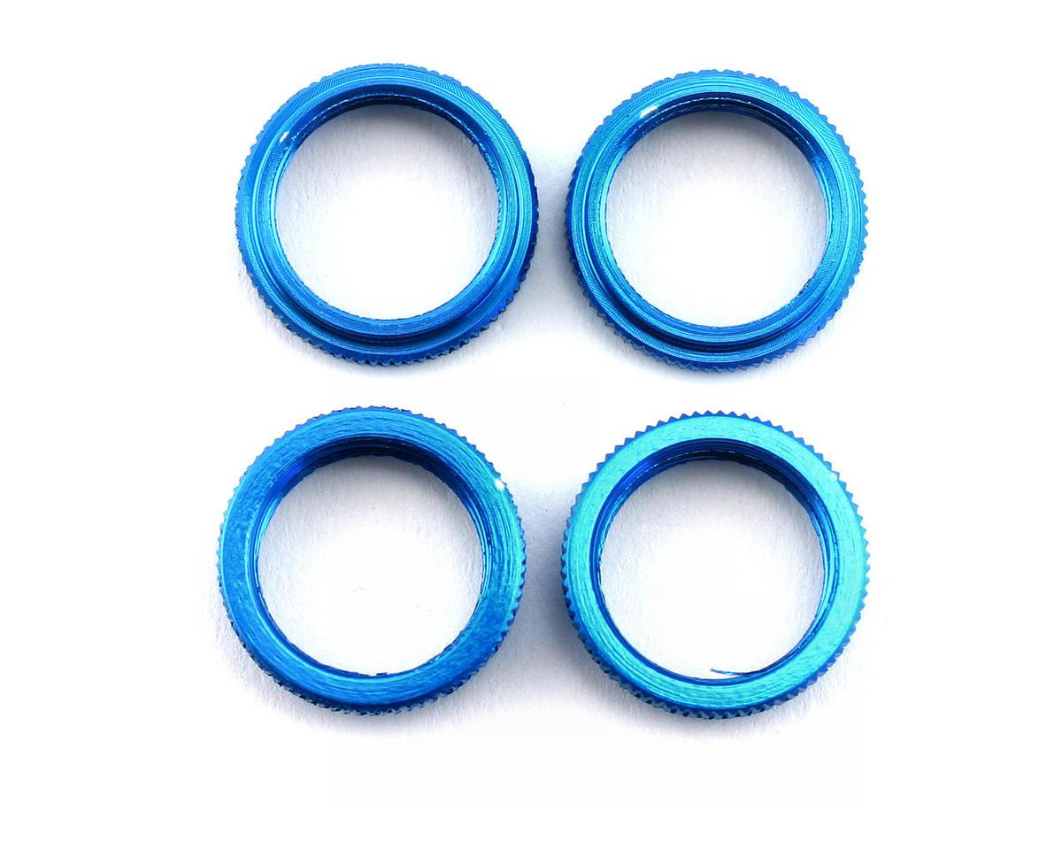 OFNA Blue Shock Spring Adjuster Rings (4)