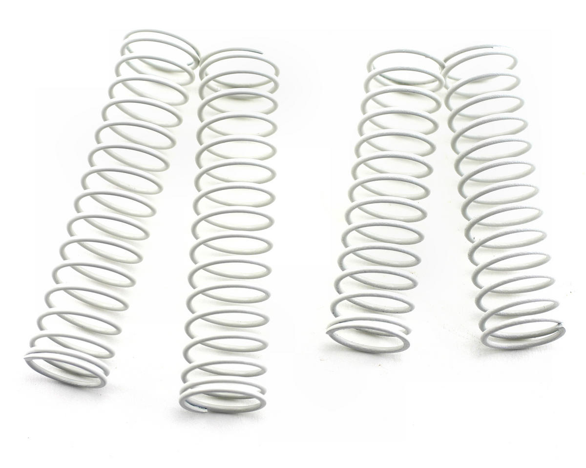 OFNA Front/Rear Shock Spring Set (White - Hard) (4)