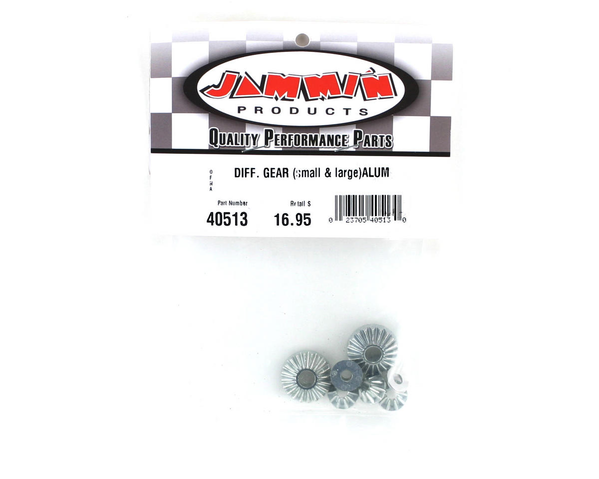 OFNA Aluminum Differential Gears (Small & Large)