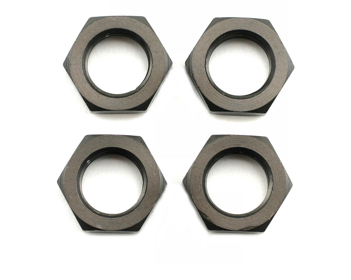 OFNA 17mm Hard Anodized Wheel Nuts (4mm) (4)