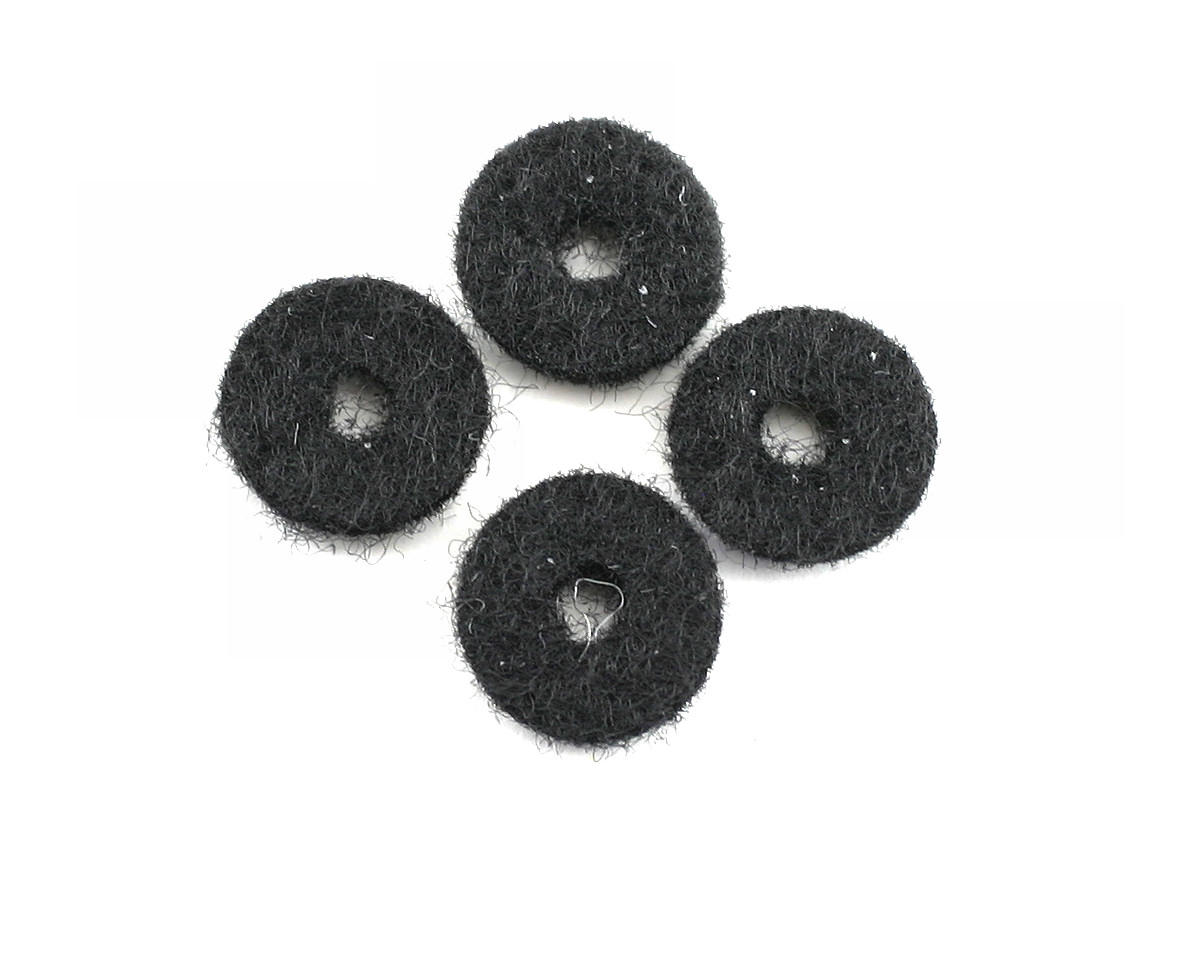 OFNA 13mm Big Bore Felt Shock Dust Caps (4)