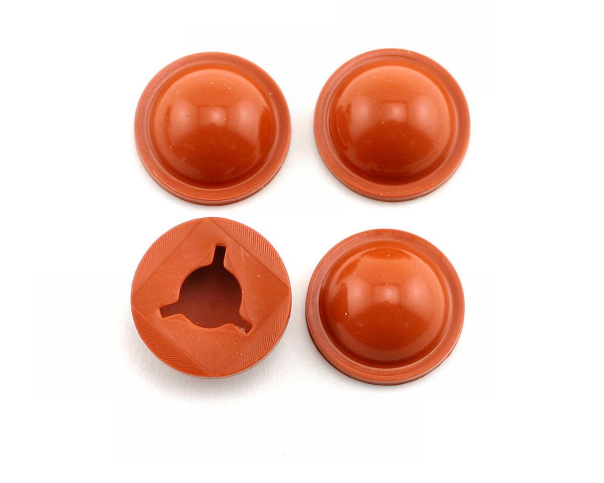 OFNA 13mm Big Bore Orange Shock Bladders (4)