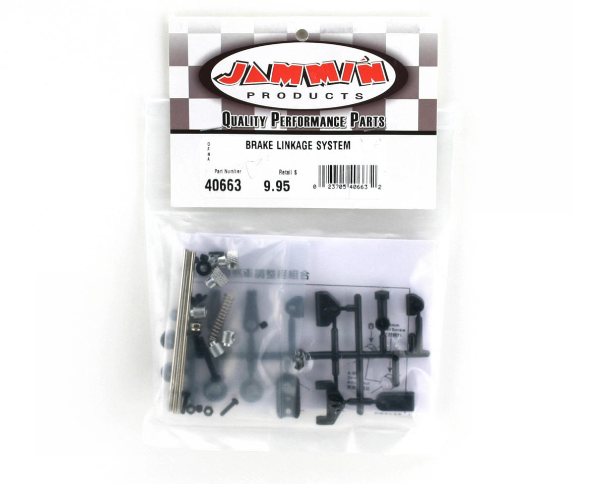 OFNA Throttle/Brake Linkage Kit