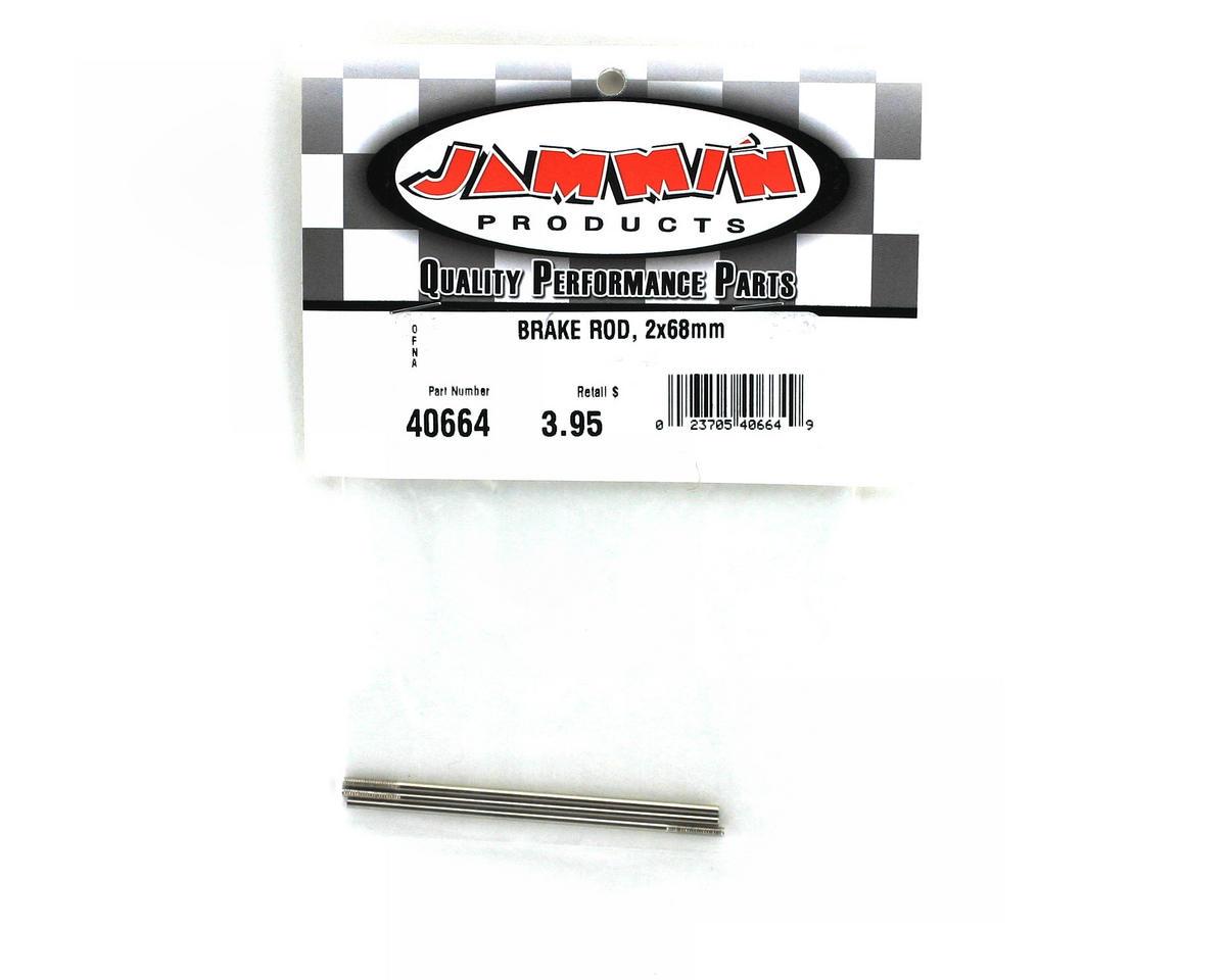 OFNA 2x68mm Brake Rods (3)
