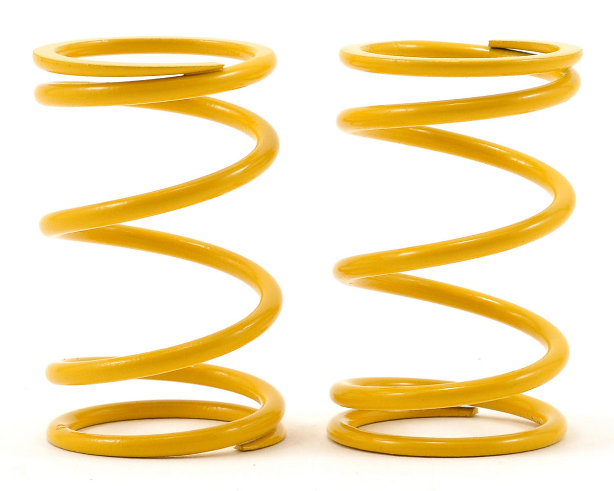 OFNA Front Shock Spring Set (Yellow - Hard)