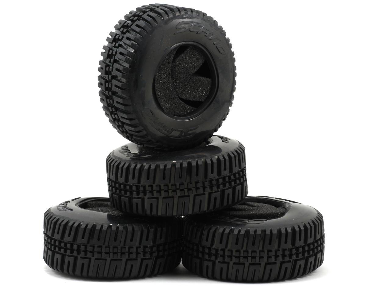 OFNA SCRT 10 Tires w/Foam (4)