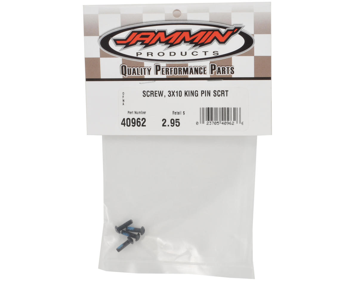OFNA 3x10mm King Pin Screw Set (4)