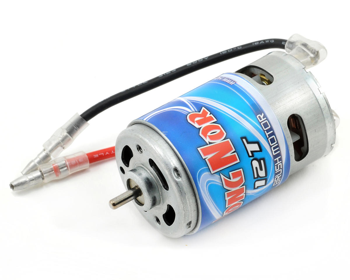 OFNA 550 Brushed Motor (12T)